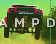 Baja champ Ampudia's Trophy-Truck 'urban assault' video