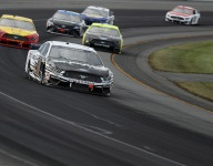 Stage win, third-place Pocono finish a boost for Almirola