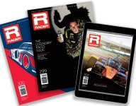 No newsstand service? Here's how to still get your RACER issues