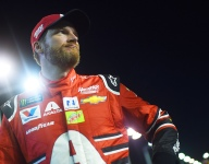Earnhardt Jr humbled by HoF selection