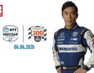 Sato to miss tonight's IndyCar opener after hard qualifying crash