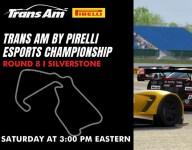 Live stream: Silverstone Trans Am Esports