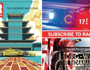RACER Magazine: The Legendary Races Issue