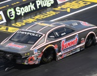 B. Torrence, Hagan, Line and Oehler score wins in NHRA's return to racing at Indy