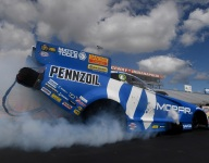 Rain washes out NHRA at Indianapolis