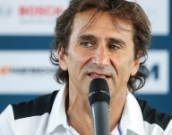 Zanardi to be brought out of induced coma