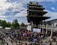 Further limitations on Indy 500 attendance