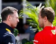 Horner rules out Vettel return to Red Bull