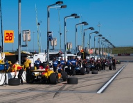 IndyCar tweaks Iowa qualifying plan