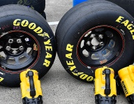 Tire failures plague several Cup drivers at Indy