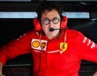 Ferrari says shutdown ended effort to retain Vettel