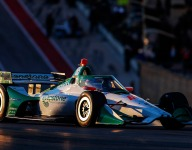 Herta entry links up with 'No one runs on empty' campaign for Indy GP