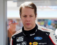 Keselowski proposes 'minor league' solution for erratic drivers