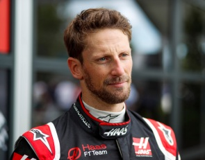 Grosjean discharged from hospital in Bahrain