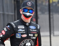 Nemechek mounting stealth attack on NASCAR's Rookie of the Year fight