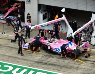 Renault protest ruled admissible; Racing Point brake ducts impounded