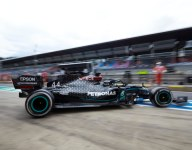 Mercedes completes practice sweep ahead of qualifying