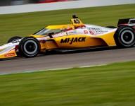 Pigot impresses in Indy GP return to RLL