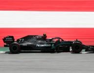 Bottas edges Hamilton for Austrian GP pole