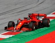 Vettel calls P11 just Ferrari's position in Austria