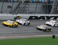 Drivers hail key C8.R development after 100th Corvette win