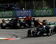 Bottas had to 'dodge bullets' for win