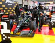 Hamilton 'as close to perfect' as possible with pole lap