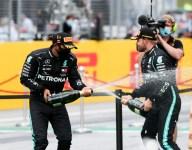 Hamilton, Mercedes reign supreme in Styrian GP