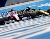 Renault protests legality of Racing Point design