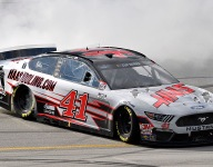 Rookie Custer takes first career Cup win at Kentucky