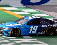 """Truex """"back in the game"""" with Kentucky runner-up finish"""