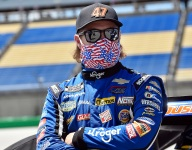 Stenhouse, JTG Daugherty learning on the fly