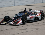 VeeKay moves to back-up car for Saturday IndyCar race