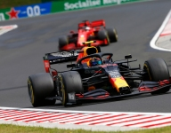 Albon's fifth place under threat for Red Bull grid drying