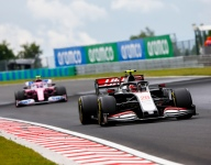 Magnussen loses one point, Albon escapes penalty