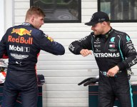 Pre-race crash makes P2 a win for Red Bull - Verstappen