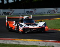 Taylor leads Acura 1-2 in first Road America IMSA practice