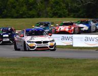 Auberlen/Walker dominate GT4 America SprintX Race 2 at VIR