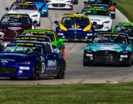 Revised MX-5 Cup schedule adds IMS, NJMP weekends