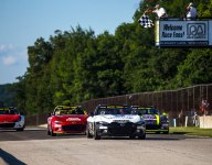 Noaker sweeps Global Mazda MX-5 Cup races at Road America