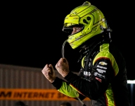 Pagenaud goes from last to first in Iowa opener