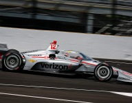 Power soars to pole on Indy road course