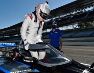 'Sign me up for more!' Johnson gets long-awaited IndyCar run
