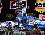 Emotional IMS road course Xfinity win for Indiana native Briscoe