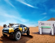 Extreme E partners with AFC Energy to pioneer zero emission vehicle charging