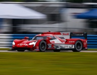 Derani takes AXR to the front in second Sebring practice