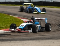 Indy Pro 2000, USF2000 series kick off at Road America