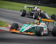 Juncos Racing's Petrov and Robb share Mid-Ohio honors