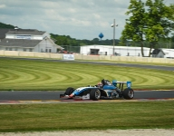 Frost, Petrov share Indy Pro 2000 honors at Road America