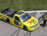 Reigning champ Crafton secures playoff spot with Kansas win